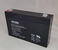 Аккумулятор MOTOMA 6v7a d