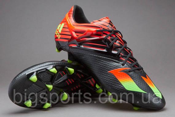 58c00b3ea611 Бутсы футбольные Adidas Messi 15.1 FG AG (арт. AF4654), цена 2 300 ...