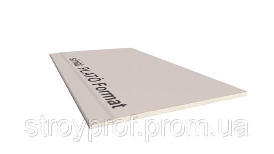 Гипсокартон PLATO FORMAT 9,5х1200х2500мм