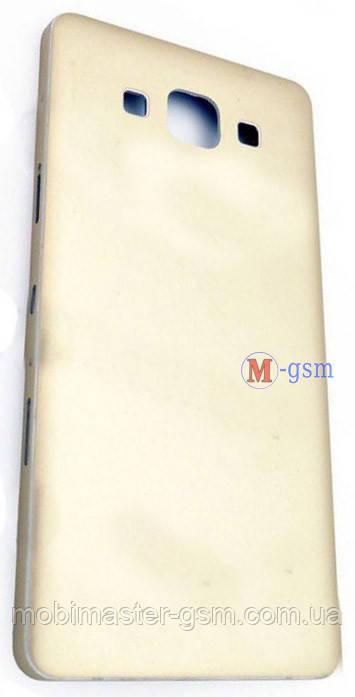 Задняя крышка Samsung A500 золотая