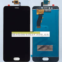 Модуль (сенсор + дисплей LCD) Meizu M5S чорний