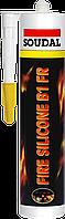 Огнестойкий силиконовый герметик Sіlіcone B1 FR