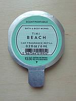 "Ароматизатор в машину Bath & Body Works  ""Tiki Beach"""