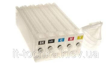 КПК wwm для epson surecolor sc-t3000/sc-t5000/sc-t7000 (rc.t694) с чипами + чернила