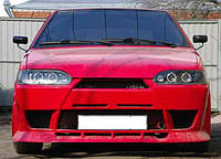 Зеркала внешнее Lada 2108-2109-99  Sport F1 чорний глянець