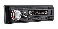 Автомагнитола Pioneer MP3 1080A съемная панель, автомобильная MP3 магнитола с евро фишка, магнитола в авто