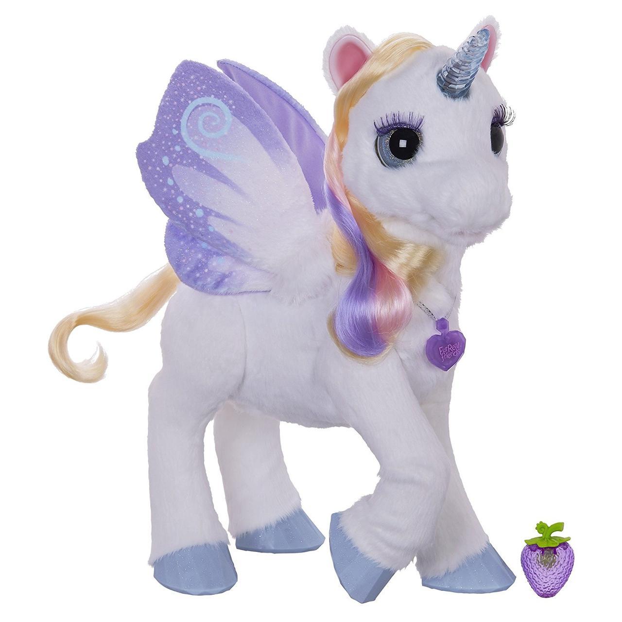 Интерактивный единорог Звезда Лили FurReal Friends StarLily, My Magical Unicorn