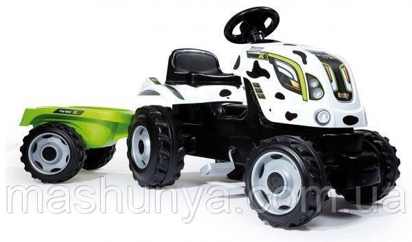 Трактор детский педальный Smoby XL 710113