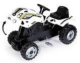 Трактор детский педальный Smoby XL 710113, фото 5