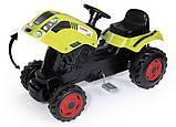 Трактор детский педальный Smoby XL 710113, фото 6