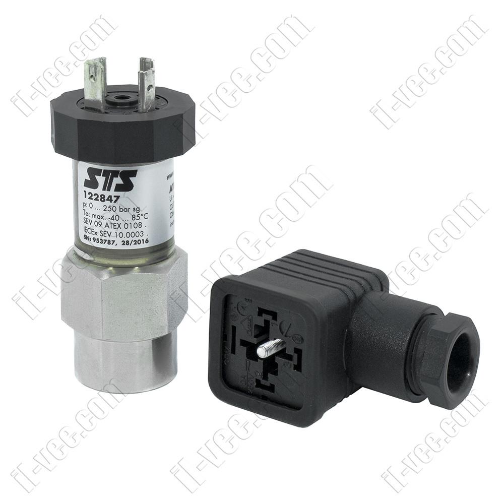 Датчик давления ATME.ECO/Ex.3.1700.0105 0-250 bar 4-20 mA