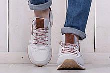 Мужские кроссовки Reebok серые топ реплика, фото 3