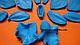 """Набор силиконовых вайнеров """"Орхидея Каттлея"""", фото 2"""