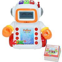 Обучающая игрушка Zhorya Умный Я Робот Шунтик (ZYE 00024)