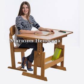 Парта (письмовий стіл) Розумник для школяра