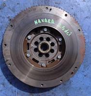 Маховик демпферный (двухмассовый маховик )NissanNavara 2.5dCi2005-2015Luk 415036310 (мотор YD25DDTi)