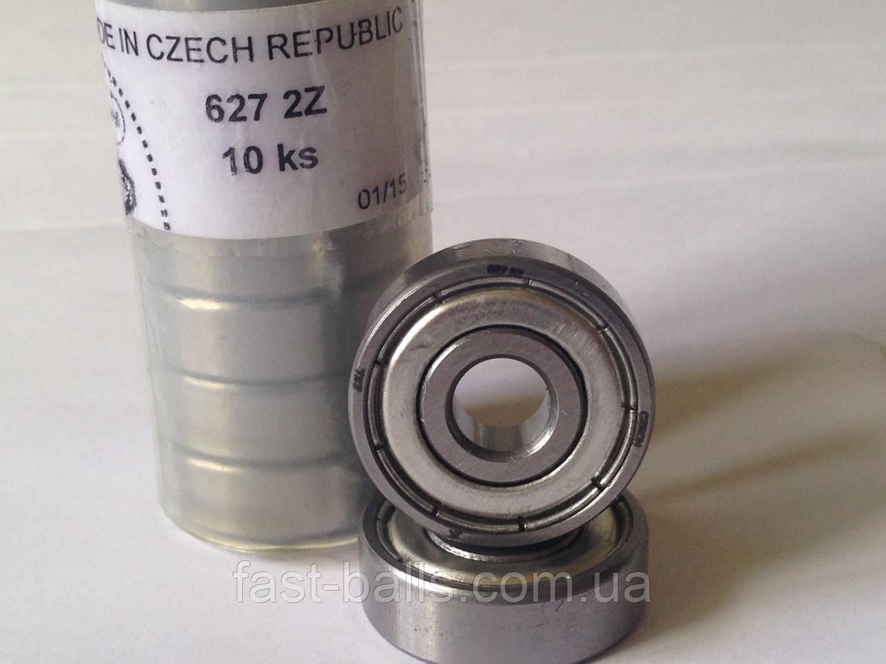 Подшипник ZKL 627 2Z (7x22x7) однорядный