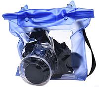 Водонепроницаемый чехол сумка для фотоаппарата Canon, Sony