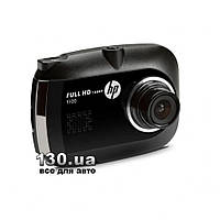 """Автомобильный видеорегистратор HP f100 с дисплеем 2,4"""""""