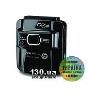 """Автомобильный видеорегистратор HP f210 GPS с дисплеем 2,4"""""""