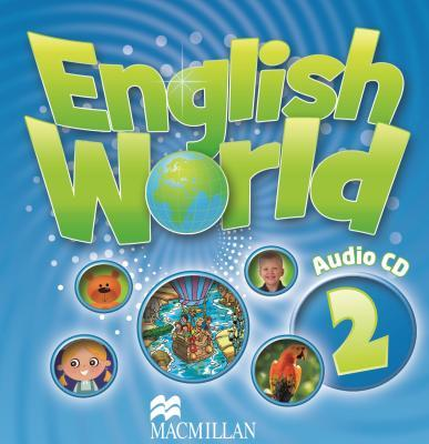 English World 2 Audio CD