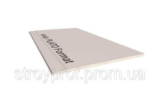 Гипсокартон PLATO FORMAT 12,5х1200х2500мм