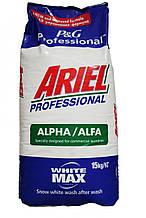 Стиральный порошок Ariel Professional Alpha, 15 кг