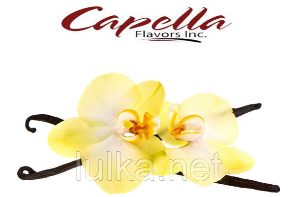 Ароматизатор Capella French Vanilla v2 (Французская ваниль) 5 мл.