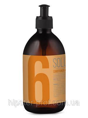 Кондиционер для окрашенных, химически обработанных и сухих волос IdHair Solutions №6 500 ml