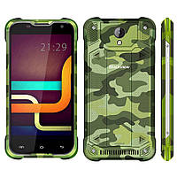 Blackview BV5000 green (camouflage). IP67 2/16 Gb, фото 1