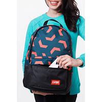 Компактный легкий рюкзак на каждый день. Яркий принт. Отличное качество. Доступная цена. Дешево.  Код: КГ1734