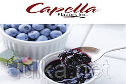 Ароматизатор Capella Blueberry jam (Чорничний джем) 5 мл.