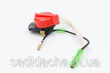 Тумблер вмикання/вимикання двигуна Honda GX 160, GX 200 з двома проводами