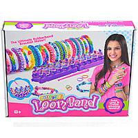 Набор для плетения браслетов Bambi Rainbow Loom (E2002)