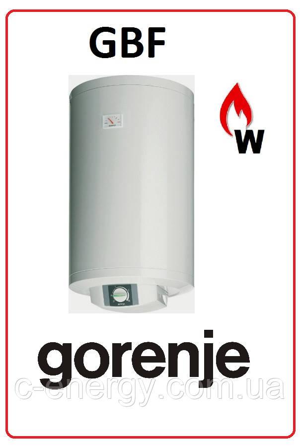 Электрический водонагреватель Gorenje  GBF120E/V9 (Горение) - WOODHEAT в Днепре