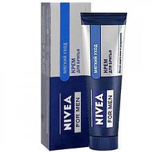 NIVEA крем для гоління 100мл М'який догляд