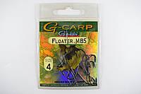 Крючки Gamakatsu G-Carp Floater MB5 №4
