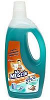 Средство для мытья пола Mr. Muscle, «Универсал. Океанский оазис» , 750 мл