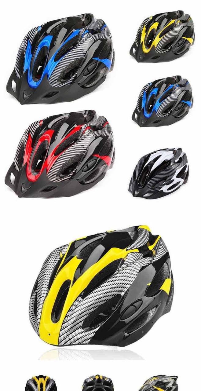 Сверхлегкий Дышащий MTB Велоспорт шлем