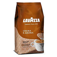 Кофе в зернах  Lavazza Сrema e Aroma 1000 g. (Новый дизайн)