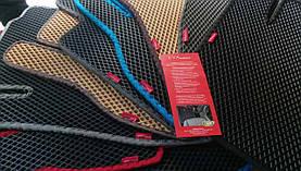 Полимерные коврики в салон (багажник) Под заказ материал Eva
