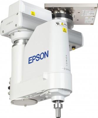 Промышленные роботы Epson Spider серии RS3