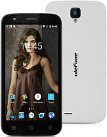 UleFone U007 white  1/8 Gb, MT6580, 3G