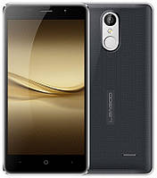 "Leagoo M5 gray (black)  2/16 Gb, 5"", MT6580, 3G, фото 1"
