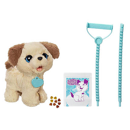 Интерактивный веселый щенок Пакс FurReal Friends Pax, My Poopin' Pup Hasbro, фото 2