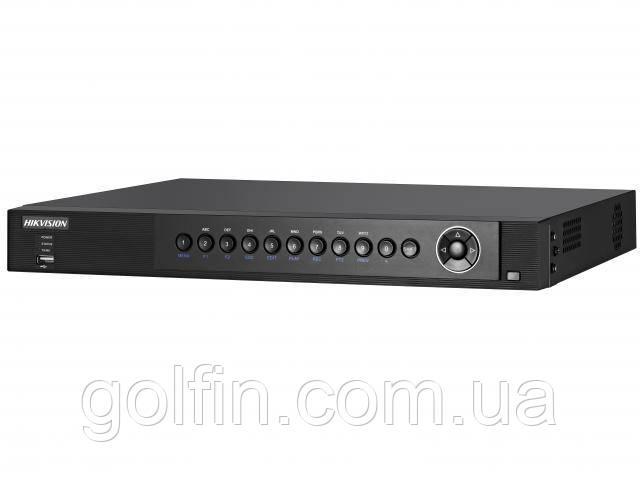 4-канальный Turbo HD видеорегистратор DS-7204HQHI-SH