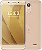 "Leagoo M5 Plus gold  2/16 Gb, 5.5"", MT6737, 3G, 4G"
