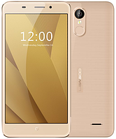 "Leagoo M5 Plus gold  2/16 Gb, 5.5"", MT6737, 3G, 4G, фото 1"