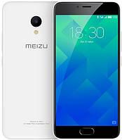 """Meizu M5  White  3/32 Gb, 5.2"""", MT6750, 3G, 4G"""