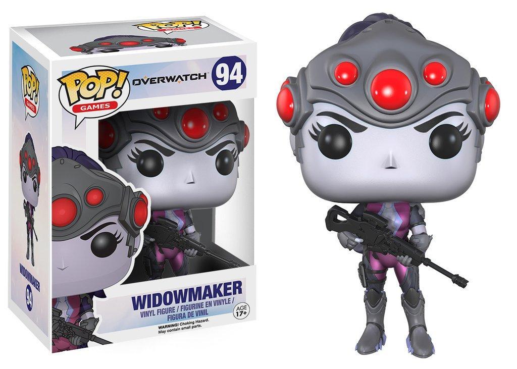 Фигурка Черная вдова Widowmaker Овервотч Overwatch